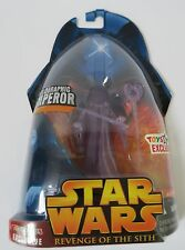 STAR WARS Revenge of the Sith ROTS Holographic Emperor TRU Exclusive *BRAND NEW*