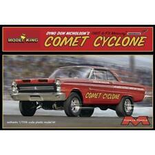 Moebius Model King 1/25 Mercury Comet Cyclone 1965 Dyno Don Nicholson 1238