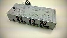 MTI Component Composite Video Analog Digital Audio Distribution Amplifier UVA4C