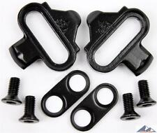 Wellgo SPD WPD-98A Clipless MTB Bike Pedal Cleats fits Shimano SH51 & SH56