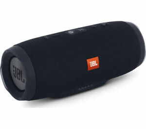 JBL Charge 3 Portable Bluetooth Wireless Speaker - Black
