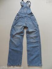 Levi's® Latzhose Latz Jeans Gr. S, ca. W 27 /L 30, Vintage Denim, Overall, RAR !