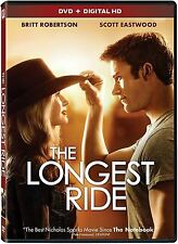 The Longest Ride DVD Nicholas Sparks New Free Shipping