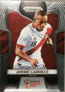 Andre Carrillo Panini Prizm Fifa World Cup Russia 2018 - #293