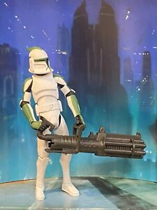 "Star Wars The Clone Wars 41st Elite Clone Trooper 3.75"" Action Figure"