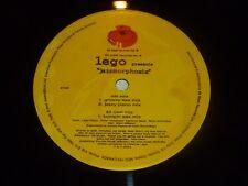 "LEGO Presents JAZZMORPHOSIS - 2000 Canada 3-track 12"" Vinyl Single"