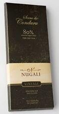Nugali 80% Dark Chocolate bar - 85 g - 3 oz