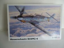 1/32 Messerschmitt BF109G Hasegawa Kit plus many extras