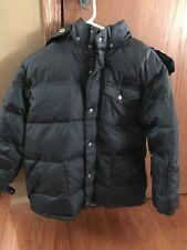 Gap Boys Winter Down Fleeced Lined Down Coat Size 12 XL