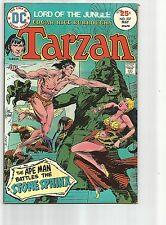TARZAN #237 VF- VERY FINE-  BRONZE AGE 1975 DC COMICS