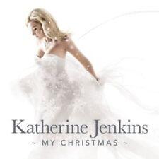 KATHERINE JENKINS - MY CHRISTMAS  CD  GRUBER/MARTIN/MOZART/COHEN/BACH/+  NEW+