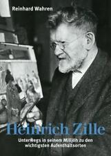 Heinrich Zille - Reinhard Wahren - 9783930388820
