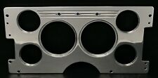 1988 1989 1990 1991 1992 Chevy Truck 6 Hole Dash Panel Insert Billet Aluminum