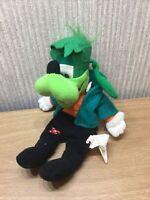 Disney Goofy Soft Toy Rare Halloween Frankenstein Plush 9 Inch