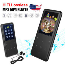 "16G 24"" Bluetooth Hifi Mp3 Mp4 Player Lossless Fm E-Reading Touch Mp3 Player Hot"