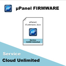 Firmware miuPanel ESP8266 - CLOUD Unlimited Controllo Remoto APP Android iOS IoT