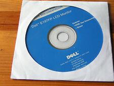 Dell Dimension E197FP LCD Monitor Drivers