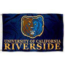 University of California Riverside Highlanders Flag Ucr Large 3x5