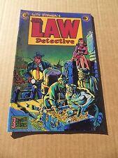 John Law Detective 1 .W. Eisner - Eclipse 1983 -  VF / NM