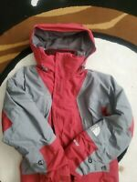 THE NORTH FACE Medium Womens Hooded Gore-Tex Shell Ski Board Winter Coat Jacket