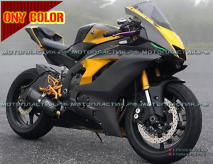 NEW Injection Fairing Bodywork Kit for  Yamaha YZF-R6 2017-2019 ANY COLOR 2020