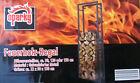 Feuerholzregal Kaminholzregal Brennholzregal höhenverstellbar bis 150cm Metall
