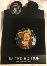 DisneyShopping.com - Will Turner Portrait LE 250 Disney Pin