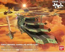 BANDAI 185137 1/1000 Starblazers 2199 Series: Great Imperial Gar