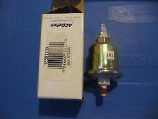 NOS Corvette Oil Pressure Gauge Sender AC Delco GM # 15591103