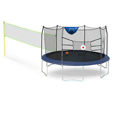 Skywalker 15' Round Sports Arena Trampoline and Enclosure