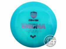 NEW Discmania Evolution Neo Enigma 170g Blue Purple Foil Driver Golf Disc