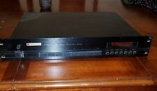 Parasound T/Dq-1600 Broadcast Reference Tuner Am/Fm