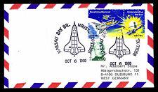 1990 LAUNCH DISCOVERY STS-41 - NASSAU BAY - HOUSTON - US#1852 & 1914-15 (E#3118)