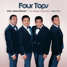 The Four Tops - 50th Anniversary: Singles Collection 1964-1972 [New CD]