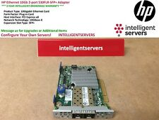 HP Ethernet 10 GB 2-Port 530FLR-SFP+ Adapter * 647581-B21 *