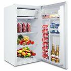 MINI FRIDGE W/ FREEZER Small Compact Refrigerator 3.2 Cu Ft White NEW photo