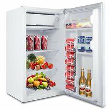 Mini Fridge W/ Freezer Small Compact Refrigerator 3.2 Cu Ft White New