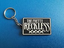 THE PRETTY RECKLESS KEY-RING SILICONE RUBBER MUSIC FESTIVAL
