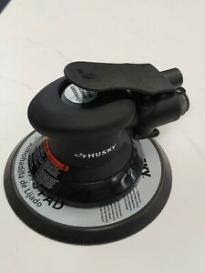 Husky 6 in. Dual Action Sander Low Vibration Model #H4870- New