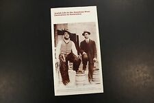 Vintage Jewish Life in the American West: Generation to Generation pamphlet