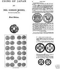 DVD 200  books on coins of Far East China Japan Corea Vietnam Siam Malaya Java