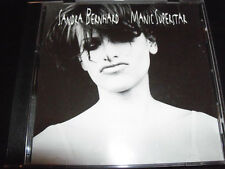Sandra Bernhard Manic x Superstar Rare Us Promo CD Single