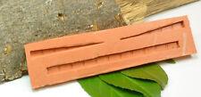K002 Moule en silicone pour Bordures de quai off Part la forme concrète,Piste N