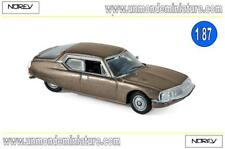 Citroën SM 1972 Scarabée Brown Métal NOREV - NO 158511 - Echelle 1/87 NEWS