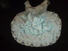 jolie combinaison & fond de robe vintage jolie dentelle taille  50 ref 3883