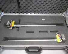 2x BRUKER 500MHz 5mm NMR Probes Z8281 W1100928 Dualflow B-TO 500 02
