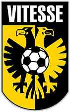 "Vitesse Fc Netherlands Football Soccer Car Bumper Sticker Decal 3.5""X5"""