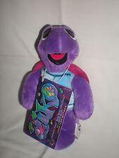 AIKO ED 5 Grateful Dead Dancing Bean/Beanie Bear Purple Terrapin Turtle