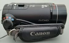 Canon VIXIA HF10 HD 12x Optical Zoom Camcorder w/ Accessories and Software