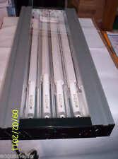 PLAFONIERA T5 4X24WT5 PER ACQUARIO 10000K-61CM